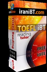 آموزش درک مطلب تافل TOEFL iBT Reading Tutor