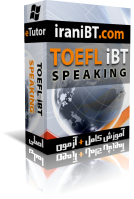 آموزش TOEFL iBT Speaking