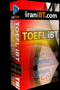 آزمون های رایگان تافل TOEFL iBT