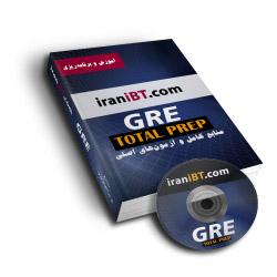 دانلود کتاب الکترونیکی GRE TOTAL PREP دانلود منابع GRE