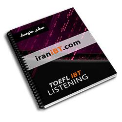 دانلود کتاب الکترونیکی TOEFL iBT Listening سطح متوسط