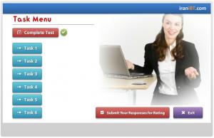 آزمون شبیه سازی شده اصلی TOEFL iBT Speaking
