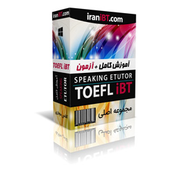 TOEFL iBT Speaking eTutor