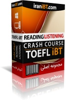 TOEFL iBT Reading and Listening Crash Course